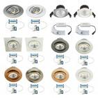LED-Deckeneinbaustrahler inkl. Leuchtmittel